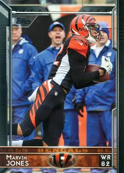 2015 Topps #48 Marvin Jones Front