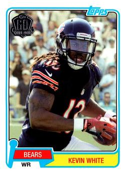 2015 Topps - 60th Anniversary #T60-KW Kevin White Front
