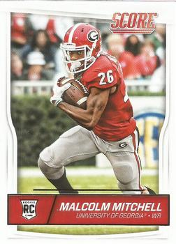 2016 Score #429 Malcolm Mitchell Front
