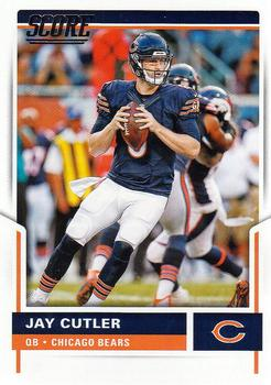 2017 Score #181 Jay Cutler Front