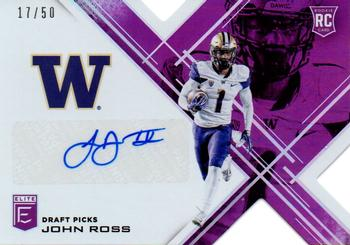 john ross autographed jersey