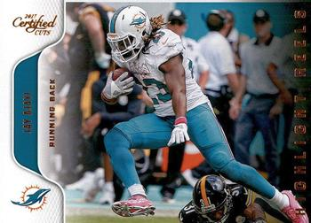 2017 Donruss Certified Cuts - Highlight Reels #14 Jay Ajayi Front