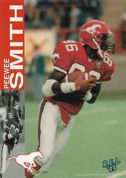 1995 R.E.L. #16 Pee Wee Smith Front
