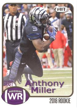 2018 SAGE HIT #10 Anthony Miller Front