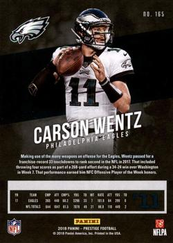 44c84367b6d Carson Wentz Gallery | The Trading Card Database