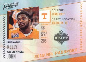 71a97f7f70eb 2018 Panini Prestige - NFL Passport Football - Gallery | The Trading ...