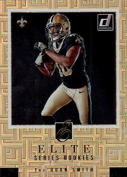 2018 Donruss - The Elite Series Rookies #ESR-25 Tre'Quan Smith Front