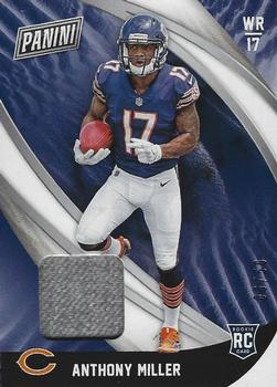 2018 Black Friday Football - Rookie Memorabilia #AM Anthony Miller Front