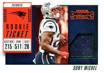 Sony Michel Gallery   Trading Card Database