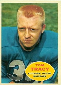 1960 Topps #95 Tom Tracy Front