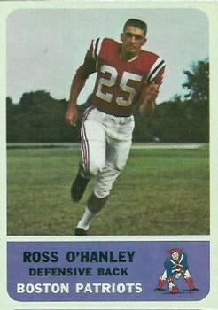 Ross O'Hanley