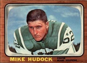 1966 Topps #79 Mike Hudock Front