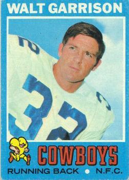 1971 Topps #65 Duane Thomas Dallas Cowboys RC Rookie Football Card Amerikaans voetbal