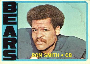 1972 Topps #64 Ron Smith Front