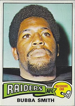 1975 Topps #33 Bubba Smith Front