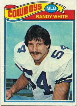 1977 Topps #342 Randy White Front