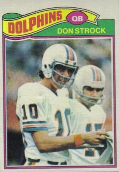 1977 Topps #413 Don Strock Front
