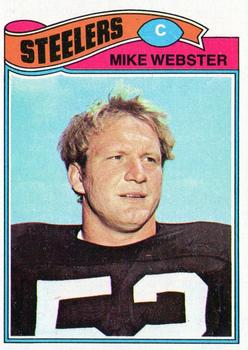 1977 Topps #99 Mike Webster Front