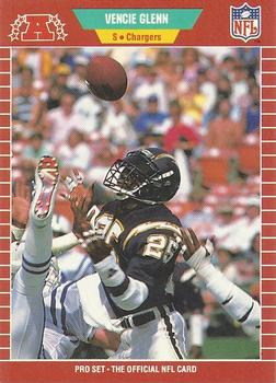 The Trading Card Database San Diego Chargers Gallery 1989
