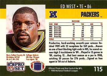 Ed West net worth