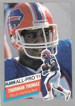 Thurman Thomas Facemask