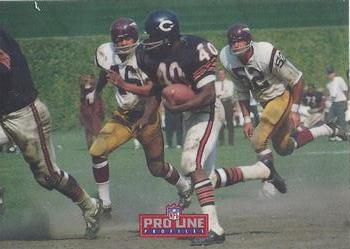 1993 Pro Line Profiles Football Card #579 Gale Sayers