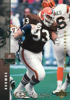1994 Upper Deck - Electric Silver #66 Jerry Ball Front