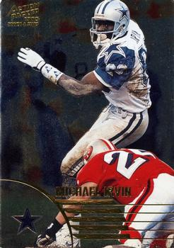 1995 Action Packed Rookies & Stars - Stargazers #17 Michael Irvin Front
