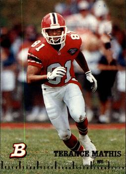 1994 Bowman #129 Terance Mathis Front