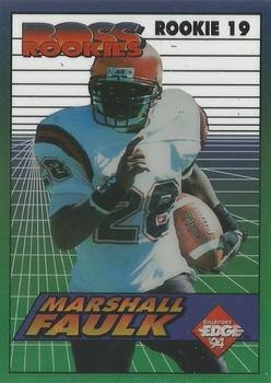 Marshall Faulk Gallery The Trading Card Database