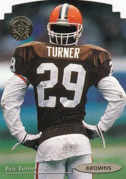 1995 SP Championship - Die Cuts #83 Eric Turner Front