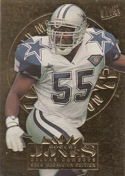 1995 Ultra - Gold Medallion #75 Robert Jones Front