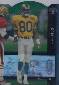 1994 SP - All-Pro Holoviews Die-Cuts #PB21 Isaac Bruce Front