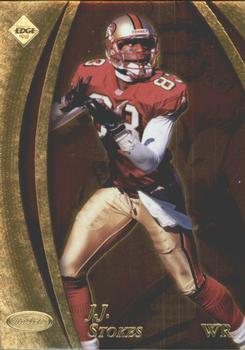 1998 Collector's Edge Masters - Gold Redemption 500 #149 J.J. Stokes Front