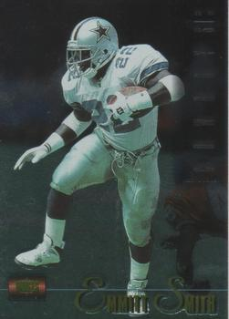 1995 Classic Images Limited #1 Emmitt Smith Front
