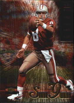 1995 Classic Images Limited #2 Steve Young Front