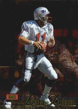 1995 Classic Images Limited #3 Drew Bledsoe Front