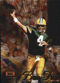 1995 Classic Images Limited #7 Brett Favre Front