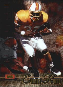 1995 Classic Images Limited #16 Errict Rhett Front