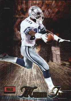 1995 Classic Images Limited #24 Michael Irvin Front