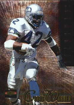 1995 Classic Images Limited #32 Chris Warren Front