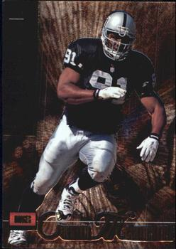 1995 Classic Images Limited #53 Chester McGlockton Front
