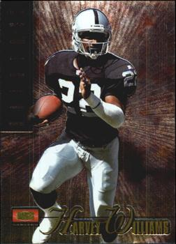 1995 Classic Images Limited #60 Harvey Williams Front