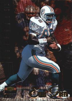 1995 Classic Images Limited #77 Eric Green Front