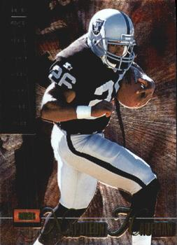 1995 Classic Images Limited #93 Napoleon Kaufman Front