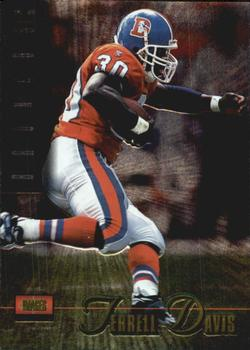 1995 Classic Images Limited #113 Terrell Davis Front