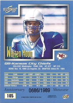 reputable site 068f2 a6575 Warren Moon Gallery | The Trading Card Database