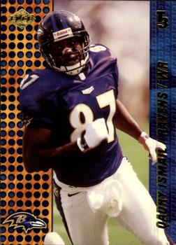 2000 Collector's Edge T3 - Retail #13 Qadry Ismail Front