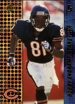 2000 Collector's Edge T3 - Retail #25 Bobby Engram Front
