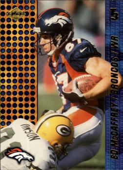 2000 Collector's Edge T3 - Retail #44 Ed McCaffrey Front